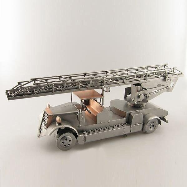 Brandweerauto ladderwagen